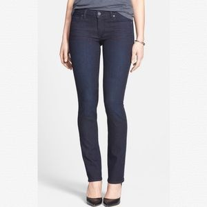 Anthropologie Paige Women's Skyline Straight Jeans